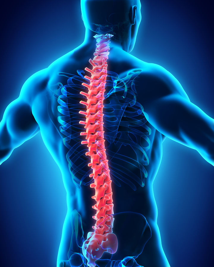 how to tell if you have a spinal injury