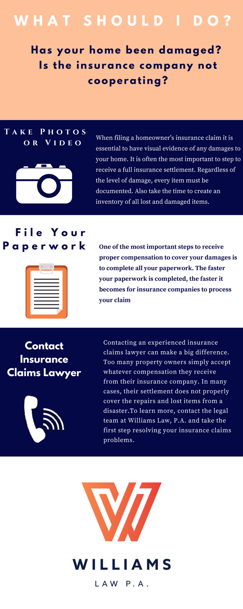 Homeowners Insurance Tips Infographic